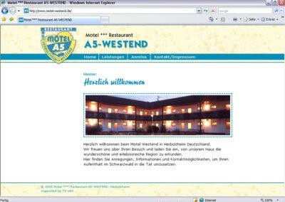 A5-WESTEND – Motel *** Restaurant