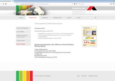 DISCHLER – Zimmerei-Meisterbetrieb
