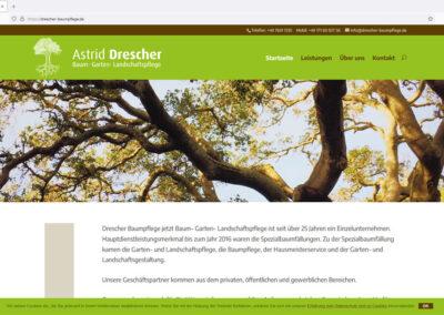 Drescher Baum- Garten- Landschaftspflege