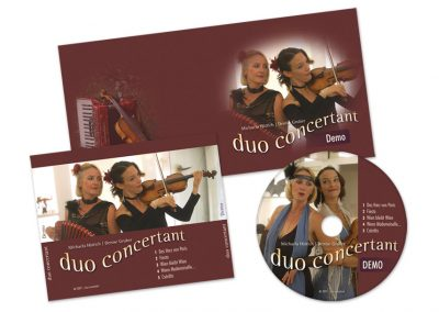 duo concertant – Print