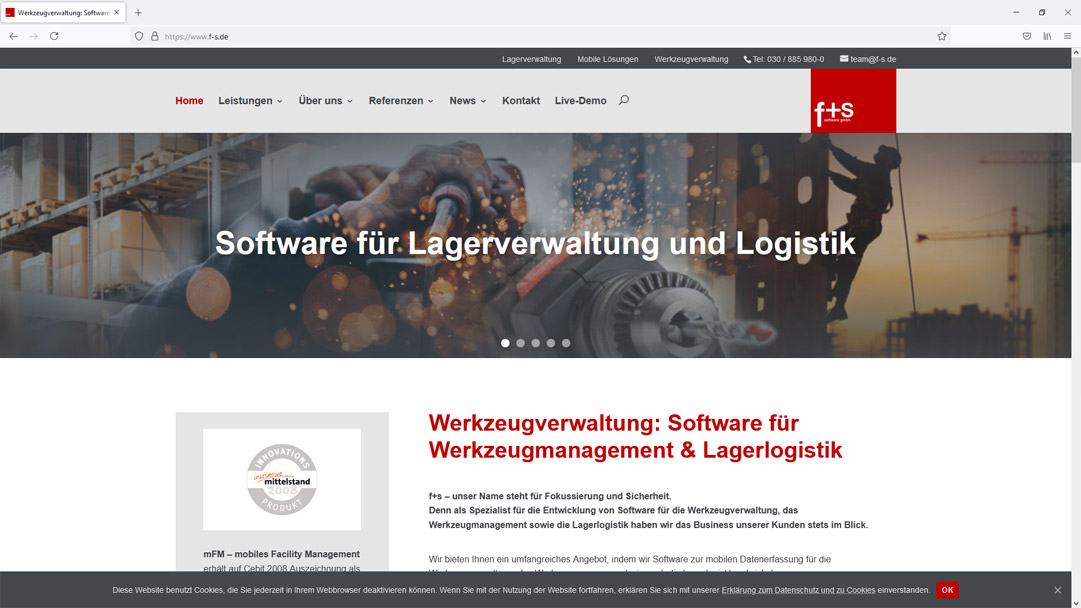f-s software gmbh