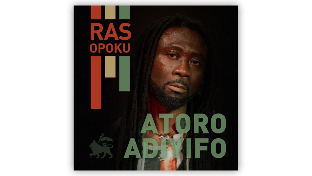 Ras Opoku – AfroReggae